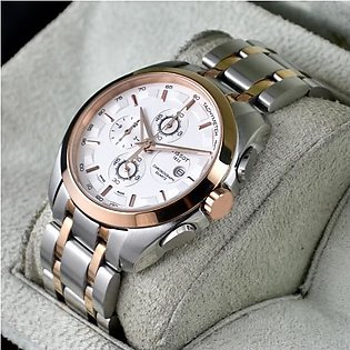 TISSOT COUTURIER CHRONOGRAPH 2TONE STEEL WATCH MY TCW01 in Pakistan