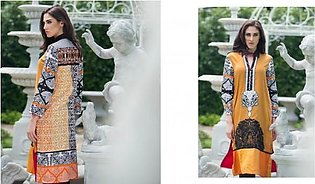 Firdous Textiles Embroidered Shirt FLK 13 in Pakistan