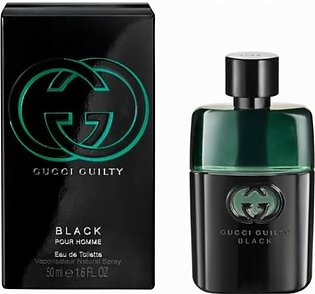 Gucci Guilty Black For Men Perfume MY in Pakistan