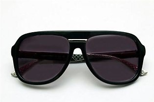Gucci Sunglasses Black Frame Silver Stick GG1076 MY in Pakistan