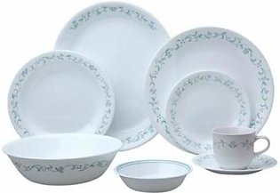 Corelle Country Cottage Dinner Set 76 Pieces in Pakistan