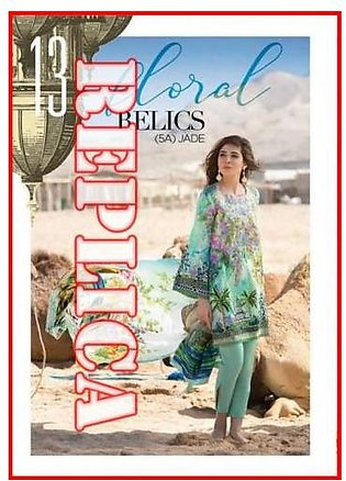 Crimson EMBROIDERED Lawn SUIT CRM 5A RP in Pakistan