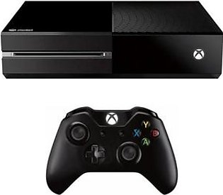 Microsoft Xbox One - 500GB (Without Kinect) - Black in Pakistan