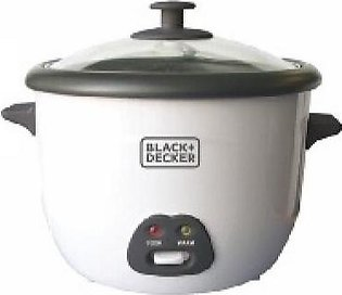Black & Decker RC-1850 Rice Cooker in Pakistan