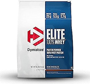 Dymatize Elite 100% Whey Protein 10 Lbs in Pakistan