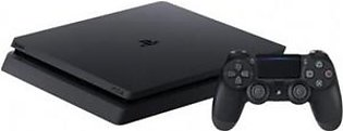 Sony PlayStation 4 Slim - 500 GB - PAL - Black in Pakistan