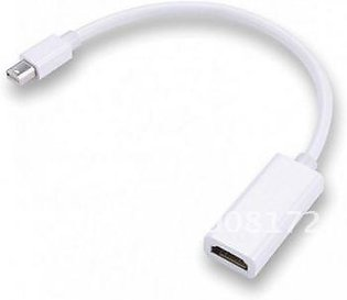 Mobile Accessories Apple Mini Display Port to HDMI Adapter in Pakistan