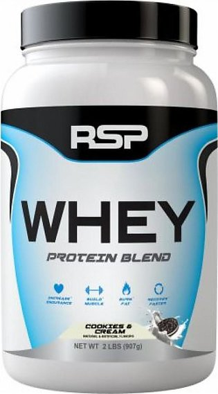 RSP Whey Protein Blend 2Lbs Supplement in Pakistan