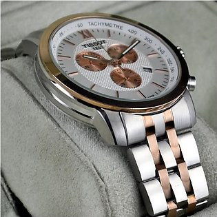 TISSOT CHRONOGRAPH TWO TONE Watch in Pakistan