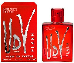 UDV Flash For Men - 100ml EDT in Pakistan