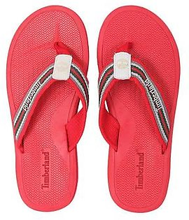TIMBERLAND Wavester - Flip Flop - TM13 - Red / White in Pakistan