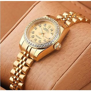 Rolex Oyster Perpetual Date-Just Rl-017-g Ladies Watch in Pakistan