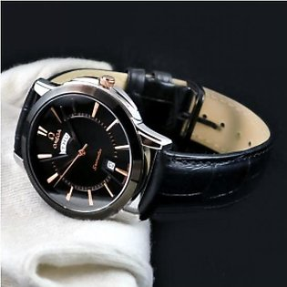 Omega Sea Master Day & Date Watch in Pakistan
