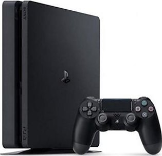 Sony PlayStation 4 Slim - 1TB - Black in Pakistan