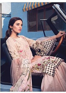 ROUGE BY RANG RASIYA Embroidered Lawn Suit ROUG 5B in Pakistan