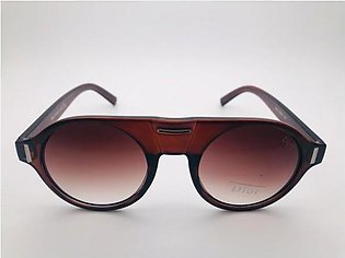 Dior Brown Glass And Brown Frame Sunglasses 345 in Pakistan