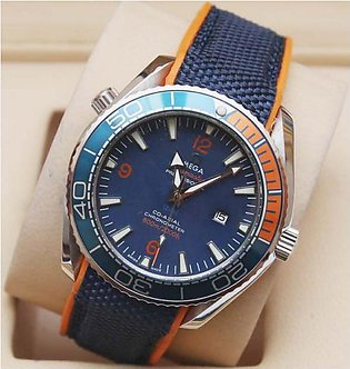 OMEGA Seamaster Planet Ocean Professional Automatic Watch in Pakistan