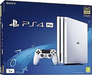 GameStop Sony PlayStation 4 Pro 1 TB, White in Pakistan