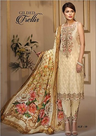ANAYA BY KIRAN CHAUDHRY Embroidered Formal Suit ANYF18 10 in Pakistan