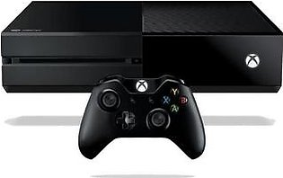 Microsoft Xbox One Gears of War: Ultimate Edition Bundle Console - Black in Pakistan