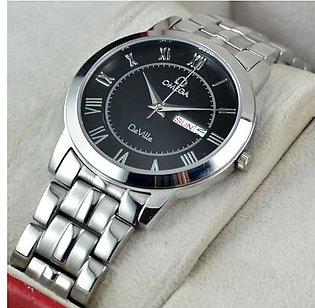 Omega De Ville Day And Date Watch 01 in Pakistan