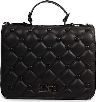 CHANEL Vintage Quilted Tote Black Handbag in Pakistan