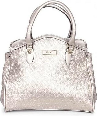 DKNY HQ Bryant Shopper Bag - Silver Hand Bag in Pakistan