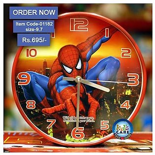 SPIDER-MAN Stylish Wall Clock in Pakistan