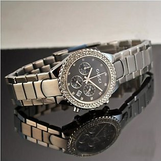 Gucci Ladies Watch Silver Watch in Pakistan