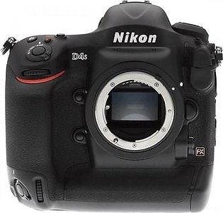 Nikon D4s Body Only Camera in Pakistan