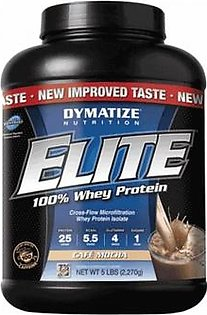 ELITE WHEY PROTEIN 5LB Supplement in Pakistan