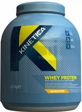 Kinetica Whey Protein 2.27kg 5lb (Post Workout) in Pakistan