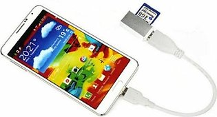 Mobile Accessories USB OTG Cable in Pakistan