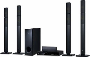 LG DH6630T 5.1ch DVD Home Theater(1 Year Official Warranty) in Pakistan