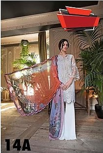 SOBIA NAZIR Embroidered Lawn Suit SNL18 14A in Pakistan
