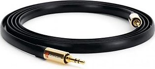 Mobile Accessories Premium Flat Aux Cables in Pakistan