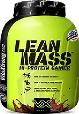 Vitaxtrong Lean Mass Gainer HI-Protein Gainer Supplement in Pakistan