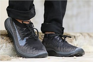 Nike Black And Grey Sport Shoes 03 in Pakistan