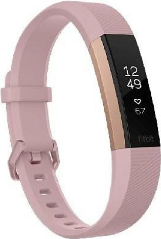 Fitbit Alta HR Small Watch - Rose Gold in Pakistan