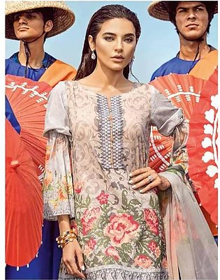 CHINON BY IZNIK Embroidered Lawn Suit CIZ18 09 in Pakistan