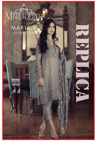 Maria B MBROIDERED EiD Collection BD-08 RP MY in Pakistan
