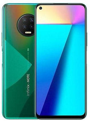 Infinix Note 7 6.95 Inch 4GB RAM 64GB ROM Dual Sim Fingerprint 1 Year Warranty
