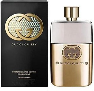 Gucci Guilty Diamond Limited Edition EDT For Men 50ml in Pakistan