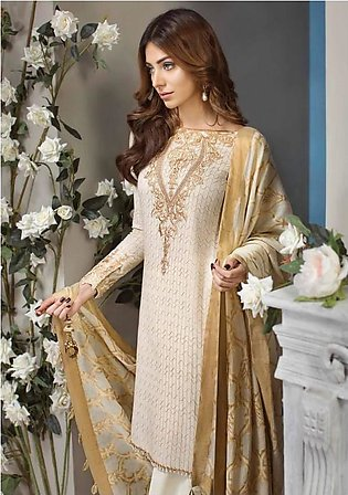 ANAYA BY KIRAN CHAUDHRY Embroidered Lawn Suit ANY18 03 in Pakistan