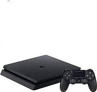 Sony PlayStation 4 Slim - 1TB - Region 2 - Black in Pakistan