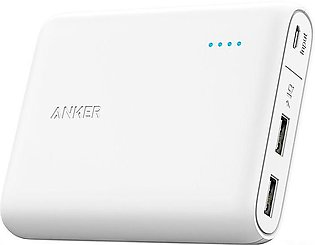 Anker Powercore Portable Power Bank 13000 mAh White - A1215H21