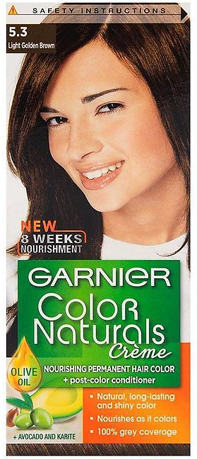 Garnier Color Natural Hair Color 5.3