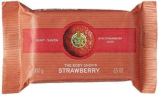 The Body Shop Strawberry Soap, 100g
