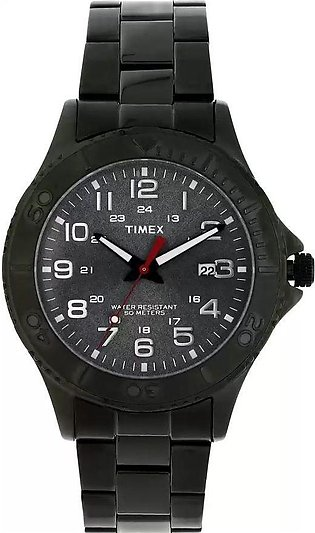 Timex Men's Elevated Classics Stainless Steel Watch - T2P390
