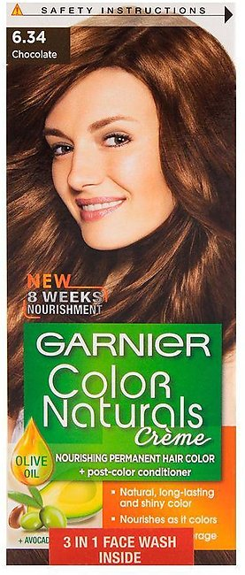 Garnier Color Natural Hair Color 6.34